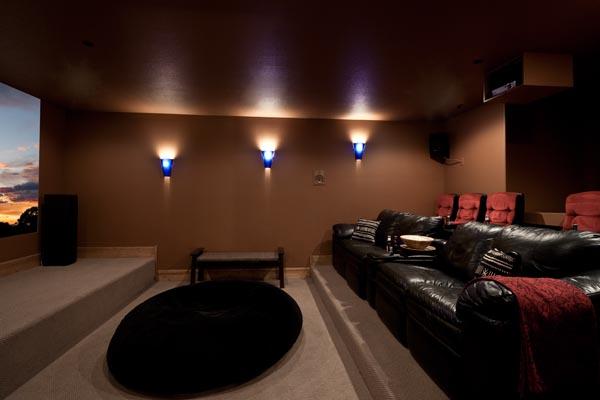 Level 2 Theater Room