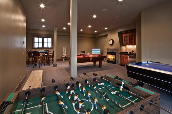 Level 3 Game Room