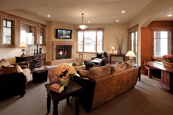 Level 4 Living Room